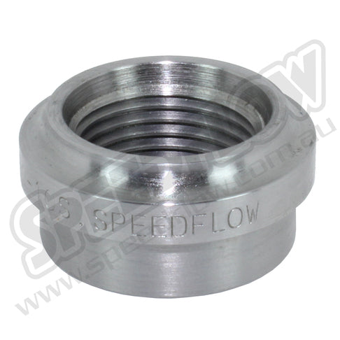 Speedflow Steel Female O-Ring Port Weld Bung
