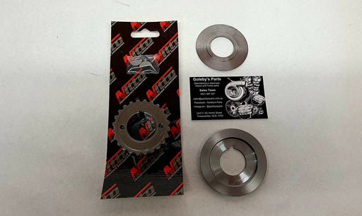 Nitto Performance Engineering's Billet RB Series Timing Gear Kit