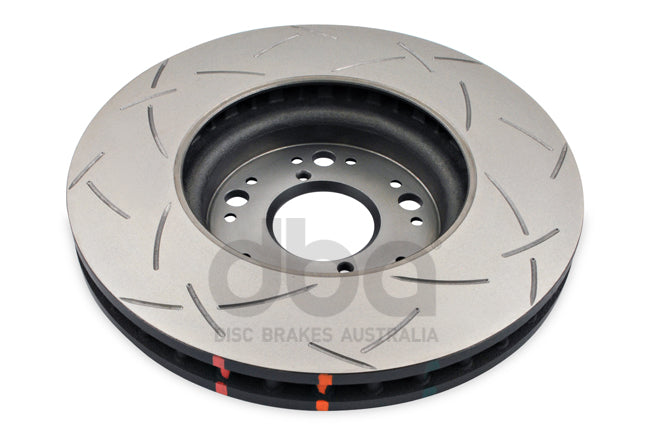 DBA4748S DBA 4000 Series T3 Slotted Brake Rotor suits Toyota Supra, Chaser, Soarer, Aristo (Pair)