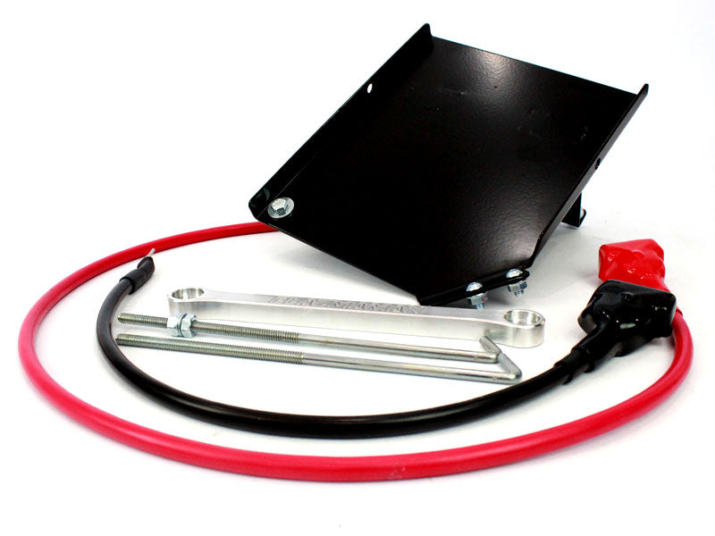 Plazmaman Ford Falcon FG Battery Relocation Kit