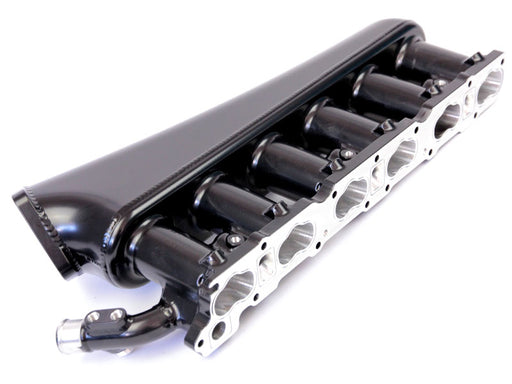 Plazmaman RB25 R33 and NEO Inlet Manifold - Full Billet Runner 6-Injector