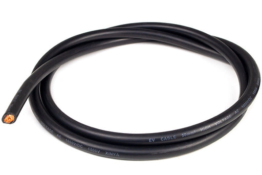 Haltech Nexus R5 1 AWG Battery Cable (Black)