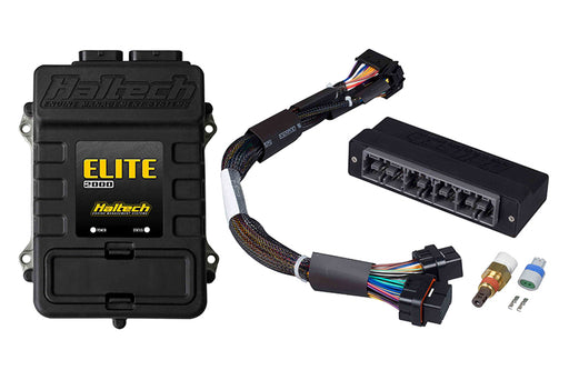 Haltech HT-151246 Elite 2000 + (suits Toyota Chaser JZX100 1JZ-GTE) Plug 'n' Play Adaptor Harness Kit