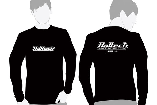 "Haltech ""Classic"" Long Sleeve Track Day T-Shirt"