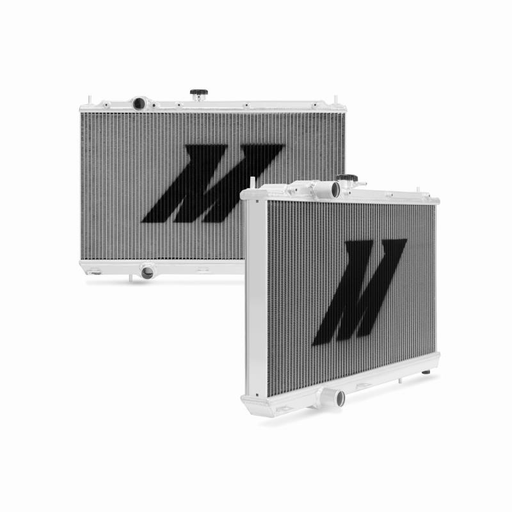 MITSUBISHI LANCER EVOLUTION 4/5/6 PERFORMANCE ALUMINIUM RADIATOR, 1996-2001 MMRAD-EVO-456