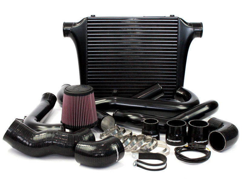 Plazmaman Ford Territory Intercooler + Plenum Kit (Includes CAI)