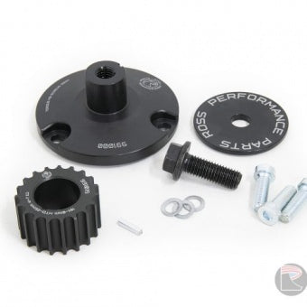 Universal Dry Sump Drive Adaptor with 19T HTD Pulley 991000-19HTD