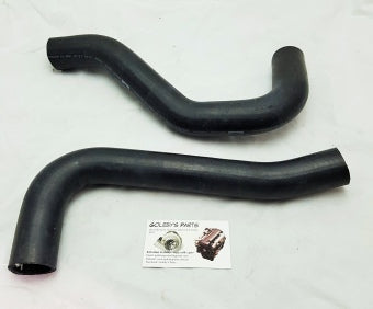 1jz and 2jz radiator hoses to suit mx83 cressida