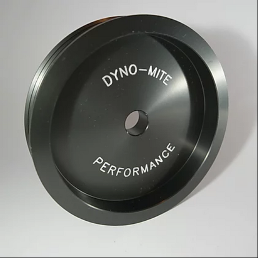 Dyno-Mite Performance BA-FGX Billet Alternator Pulley 50% Underdriven