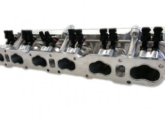 Plazmaman 2JZGTE Billet Race Inlet Manifold (Single Rail 12 Injector)