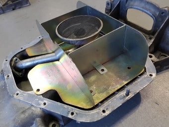 1JZ/2JZ Supra REAR SUMP Baffle Box/Surge Plate/Windage Tray RACER version