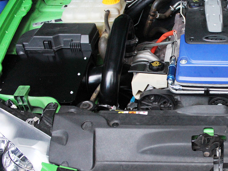 "Plazmaman FG XR6T & G6ET Battery Relocation & 4"" Intake Kit"