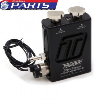 Turbosmart Dual Stage Boost Controller Black TS-0105-1102