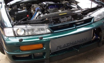 S14/15 Pro Series Tube & Fin Intercooler Kit