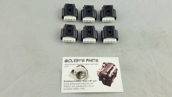 Yaris ignition coilpack connectors