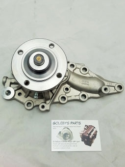 Toyota 1jz and 2jz GMB water pump 91mm hub 11 bolt holes (w2165)