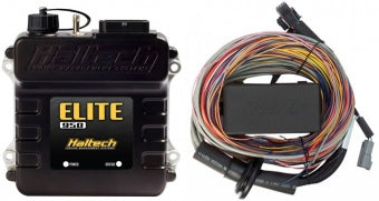 HT-150704 Elite 950 + 2.5m (8') Premium Universal Wire-in Harness Kit