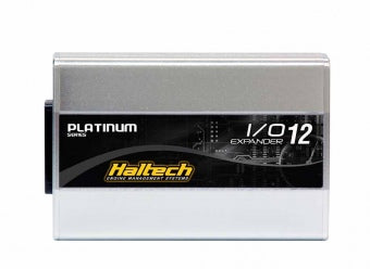 HT-059900 IO 12 Expander Box A - CAN Based 12 Channel - ECU Only (includes Black 600mm CAN Cable)
