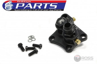 ROSS Nissan RB Oil Return Adaptor (Dry Sump Conversion) 306000-25