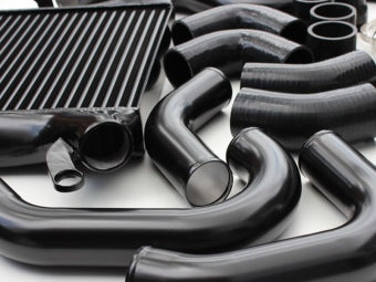 R33 GTS-T Pro Series Tube & Fin Intercooler Kit