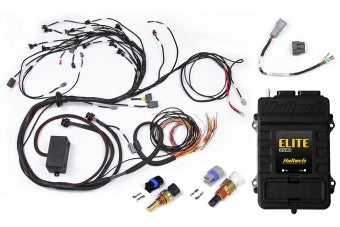 HT-151307 Elite 2500 + Terminated Harness Kit for Nissan RB Twin Cam No ignition sub harness