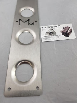 MODERN METAL SR20 NON VCT COIL COVERS
