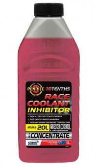 10 TENTHS RACE COOLANT INHIBITOR 1L