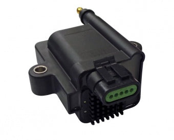 HALTECH HT-020114 High Output IGBT Inductive Coil with built-in Ignitor