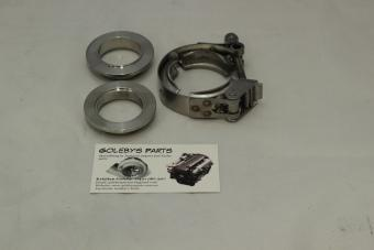 "1.5"" stainless vband kit"