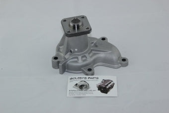 CA18DE and CA18DET Water pump front wheel drive