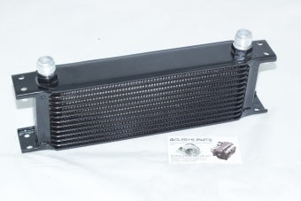 13 row Mocal style external oil cooler