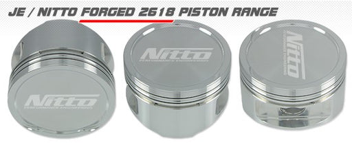 NITTO/JE RB26 Pistons