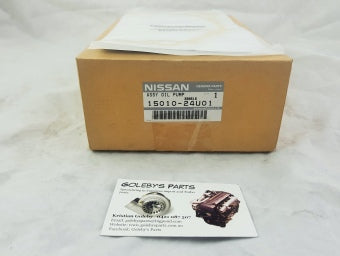 Nissan N1 Oil pump
