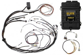 HT-150985 Elite 1500 + Mazda 13B S6-8 CAS with Flying Lead Ignition Terminated Harness Kit