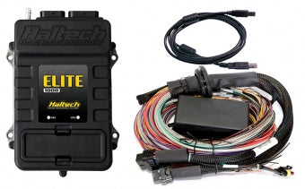 HT-150804 Elite 1000 + Premium Universal Wire-in Harness Kit