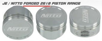 Nitto 2JZGTE piston and conrod package
