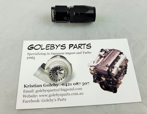 Goleby's Rubber Cutter Braid Fittings AN 4 to AN 12