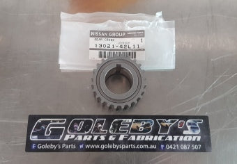 Genuine Nissan Crankshaft Sprocket RB20, 25 & 30