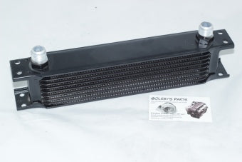 9 row Mocal style external oil cooler