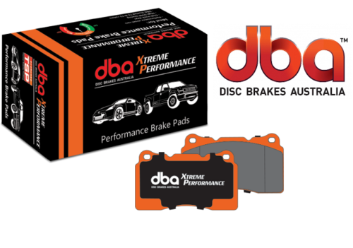 DB1678XP DBA Mitsubishi Evolution 7-9 Front Xtreme Performance Brake Pads