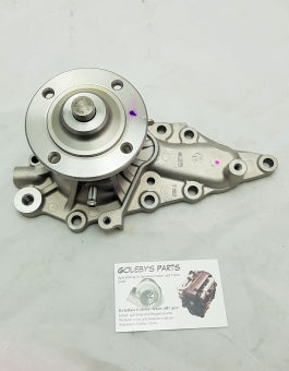 Toyota 1jz and 2jz GMB water pump 91mm hub 10 bolt holes (W7042)