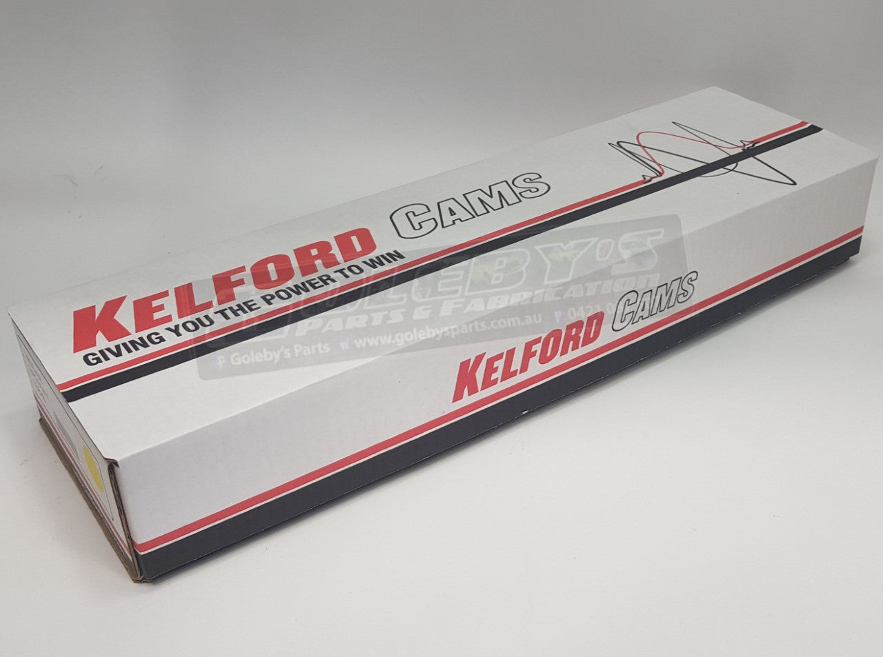 Kelford Cams EVO 4-7 4G63 Solid Lifter Conversion
