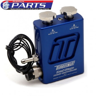 Turbosmart Dual Stage Boost Controller Blue TS-0105-1101