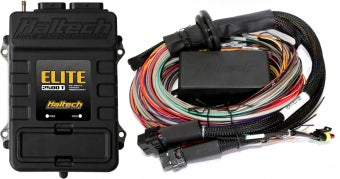 HT-151314 Elite 2500T (DBW) with Advanced Torque Management 2.5m (8ft) Premium Universal Wiring Harness Kit