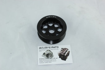 Goleby's Parts 1jz 2jz Alternator Pulley under drive