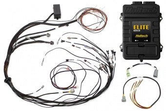 HT-150975 Elite 1500 + Mazda 13B S4/5 CAS with Flying Lead Ignition Terminated Harness Kit