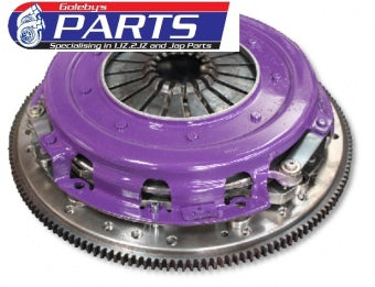 SR20 NPC twin plate clutch