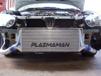 WRX 01-05 Competition Swept Back Intercooler Kit