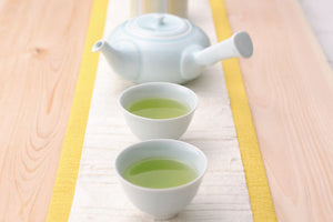 About caffeine of green tea