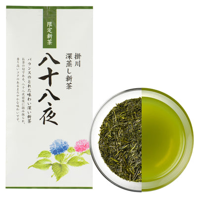 "Spring Exclusive ""The 88th night""-Deep Steamed Green Tea"